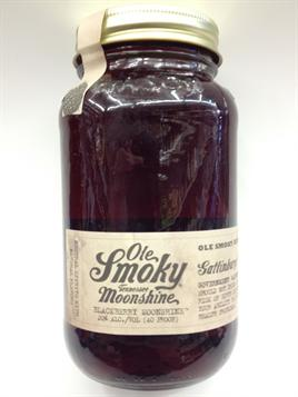 Ole Smoky Blackberry Moonshine